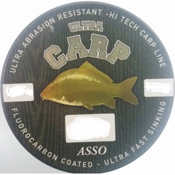 Fir Asso Ultra Carp Brown 0.28mm 1000m
