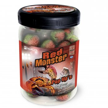 Pop-up Radical Red Monster Pop Up's 16mm 75g
