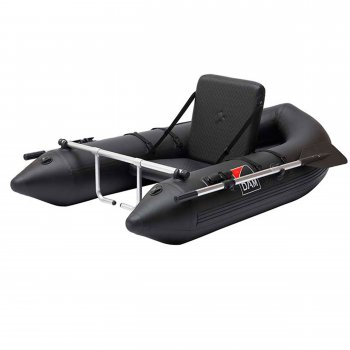 Floating Tube DAM Belly Boat With Oars